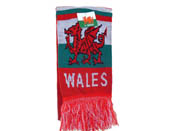 Wales Scarf